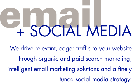 Email & Social Media